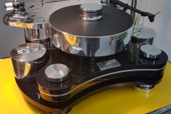 Transrotor - Zet 3 Turntable with Two Motors