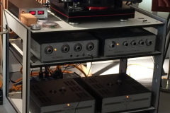 Thoress - Dual Function Preamplifier, Phono Enhancer, Hybrid Triode Mono Amplifiers