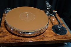 Acoustic Solid - Solid 113 Bubinga Turntable with WTB-213 Tonearm