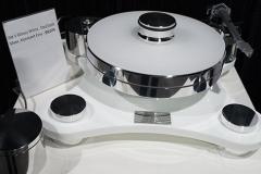 Transrotor - Zet 1 Glossy White Turntable with SME5009 Silver Tonearm & Konstant Eins Power Supply