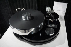 Transrotor - Jupiter Turntable with TR-800s Tonearm & Turntable Base with Konstant Eins Power Supply