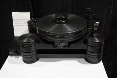 Transrotor - Dark Star Reference Turntable with TR-800s Tonearm & Konstant Studio Power Supply