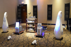 Vivid Audio - Giya G2 Speakers / Accustic Arts - Mono II Power Amplifiers