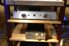 Accustic Arts - Tube Preamp II MK2 / Acoustic Solid - Solid Machine Small R Turntable