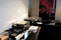 AudioFest 2018 RM 441 - Goldnote/HRS/RW Acoustics/Brinkmann Audio
