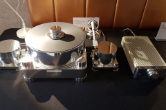 AudioFest 2018 RM 438 - Transrotor Massimo Turntable