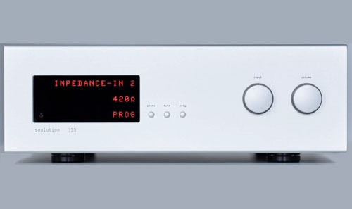 Soulution Phono Preamplifier