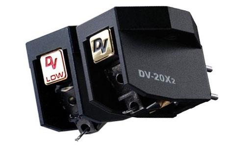 Dynavector DV20X2L & DV20X2H