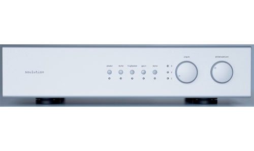 Soulution Audio 750 Phono Preamplifier