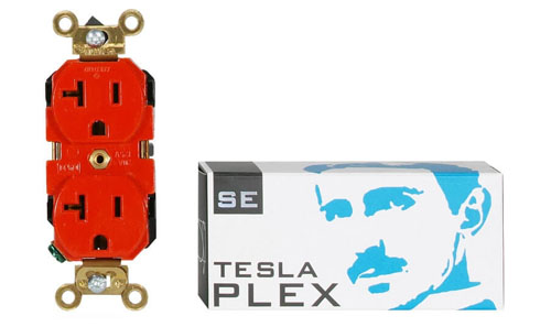 Synergistic Research Tesla Plex SE Duplex Outlet