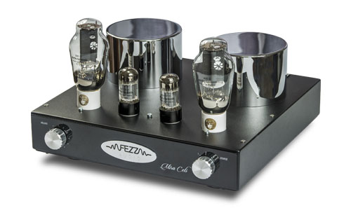 Fezz Audio Mira Ceti Stereo Tube Amplifier